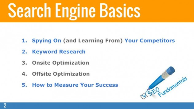 John Bolyard SEO Workshop Search Engine Basics