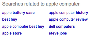 John Bolyard Google Related Searches Apple Computer