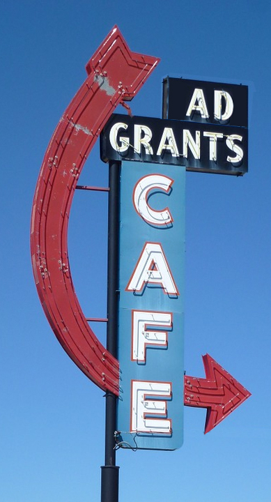 Google Ad Grants Cafe