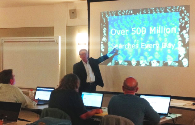 John Bolyard SEO Workshop