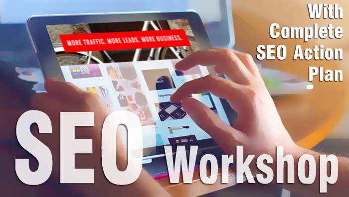 John Bolyard SEO Basic and Advanced Workshop