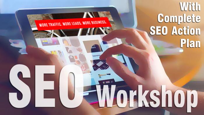 John Bolyard SEO Basic and Advanced Workshop